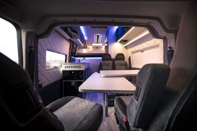 Pilotensitze sportscraft arguti aguti camper wohnmobil led interior design patent geschützt
