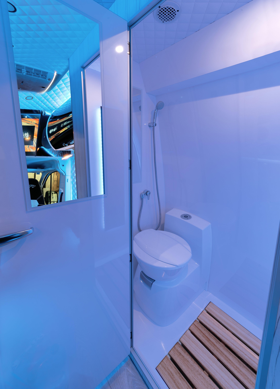 vr-motorhomes vrm vw crafter california bad wc toilette im camper