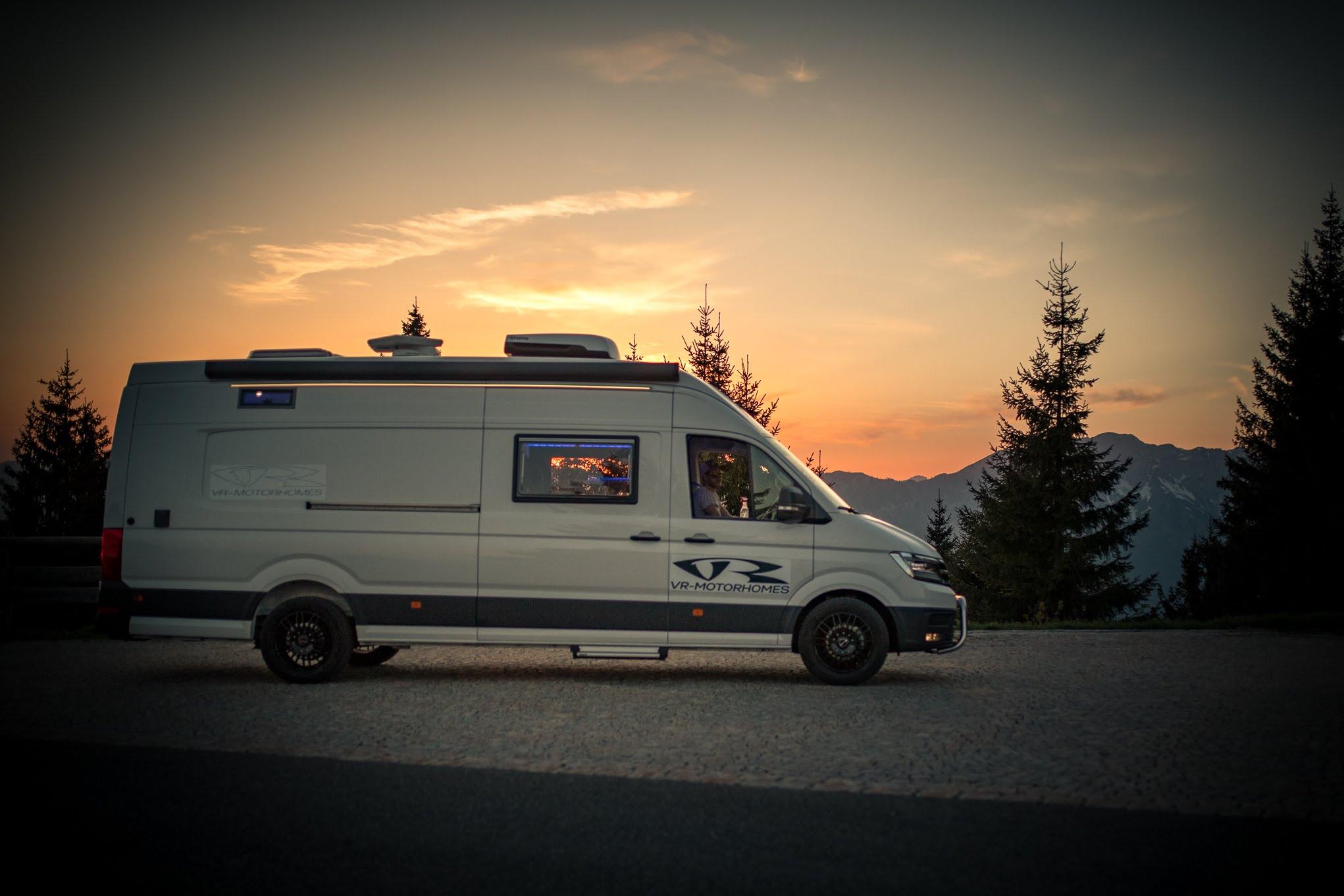 volkswagen crafter vr motorhomes nicest greatest luxurious the world ever seen vr-motorhomes handtuchwaermer wohnmobil
