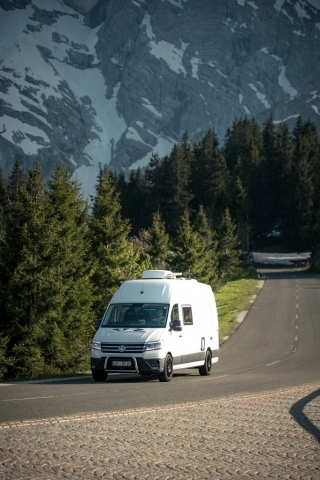 best vw crafter in the world by vr motorhomes