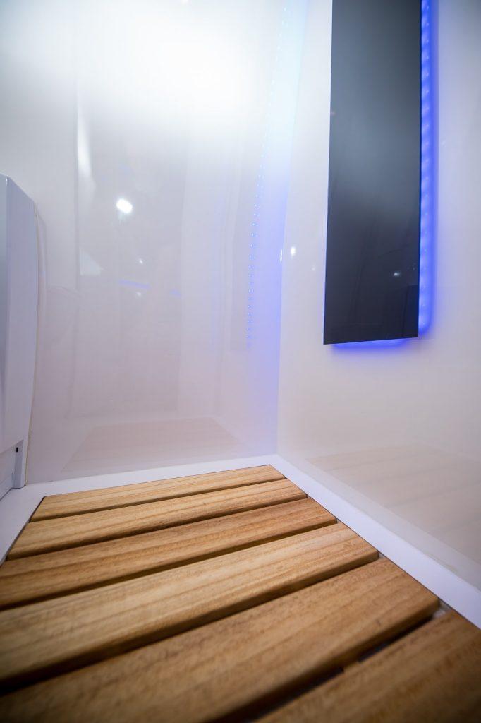 vw crafter shower holzabdeckung sauna wohnmobil vr motorhomes vrm