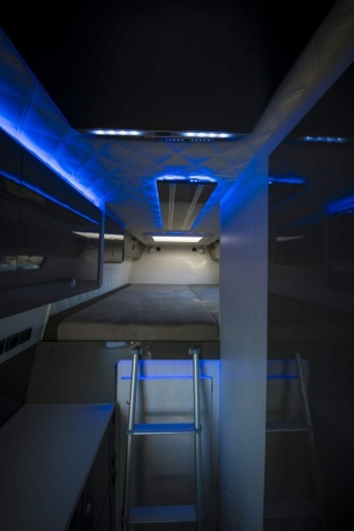 wohnmobil kastenwagen reisemobil promobil großes bett längsbett über 2meter bequem froli system