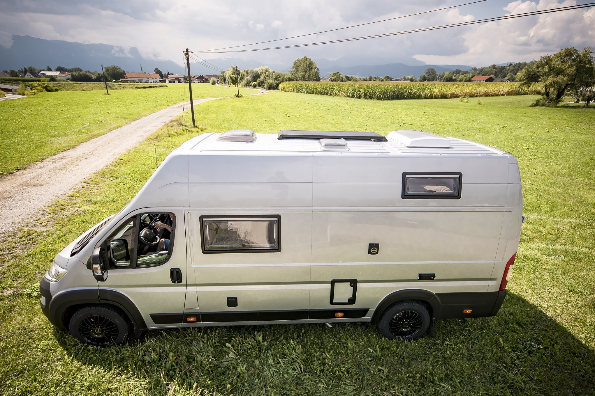 BGL 83395 Freilassing untersberg camping camper waging am see vr motorhomes luxus camper