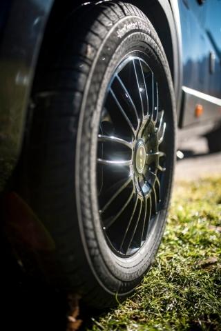 18 zoll borbet alufelgen wheels fiat ducato citroen jumper VR motorhomes racecamper renntransporter