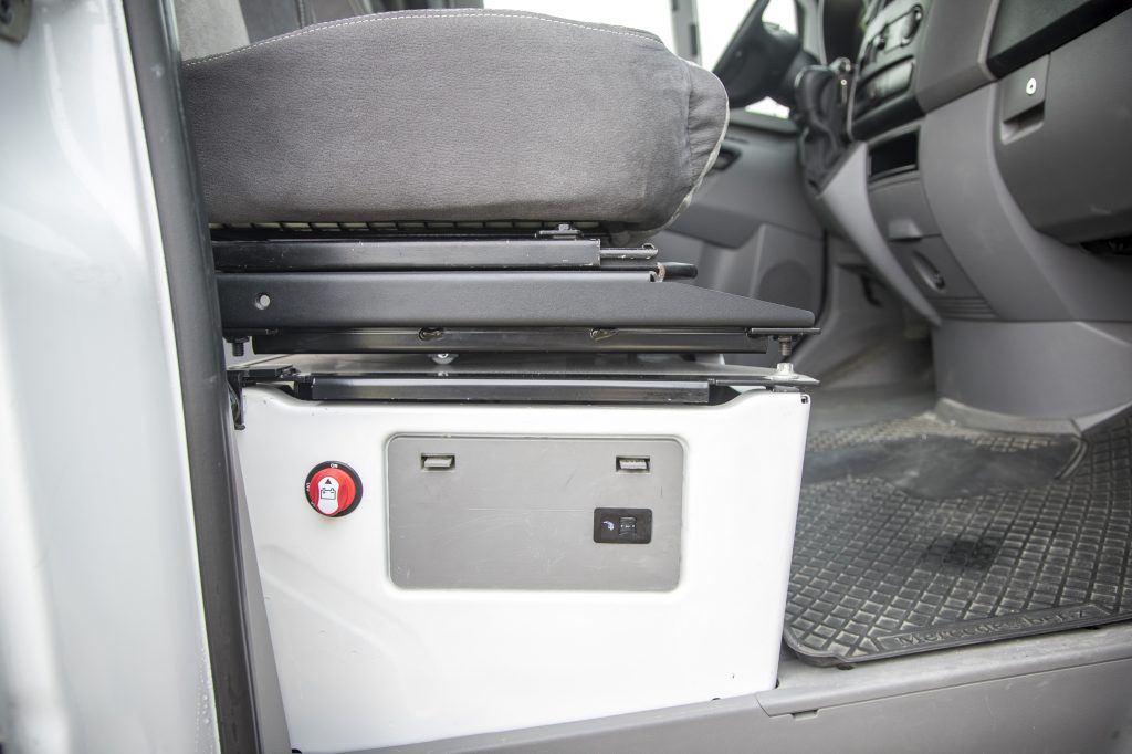 Mercedes Sprinter Kastenwagen Batterie