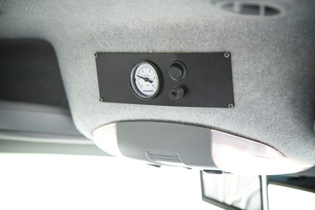 Mercedes Sprinter Kastenwagen Cockpit