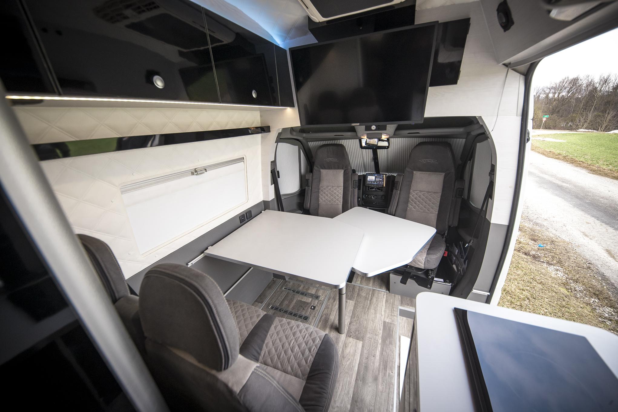 Mercedes Sprinter Motorhome