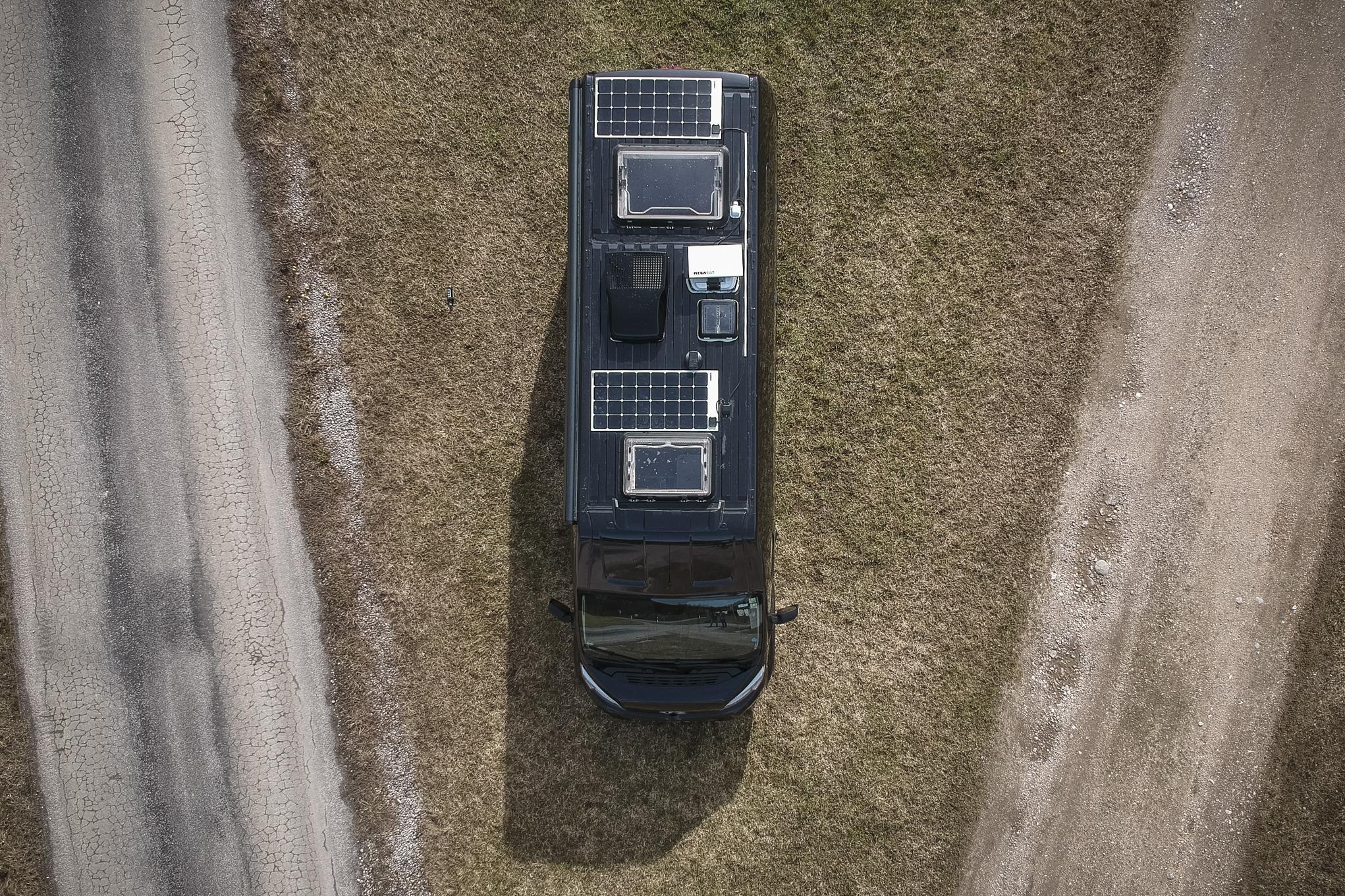camper dach wohnmobil caravan heckgarage bmw gs in heckgarage