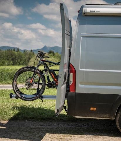 VR-e-Bike-Solution Motorhome wohnmobil Camper für Ebiker bikes motorräder motorrad roller scooter e-scooter