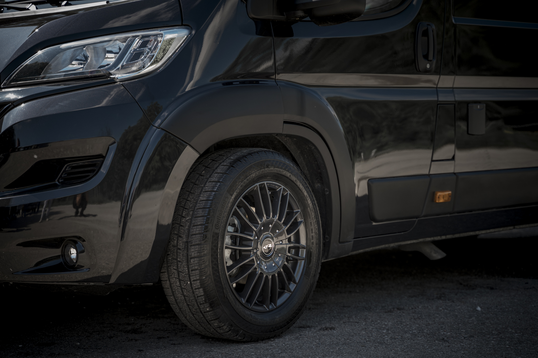 VR-motorhomes VR-vans 18zoll wheels alufelgen citroen jumper fiat ducato camper wohnmobil