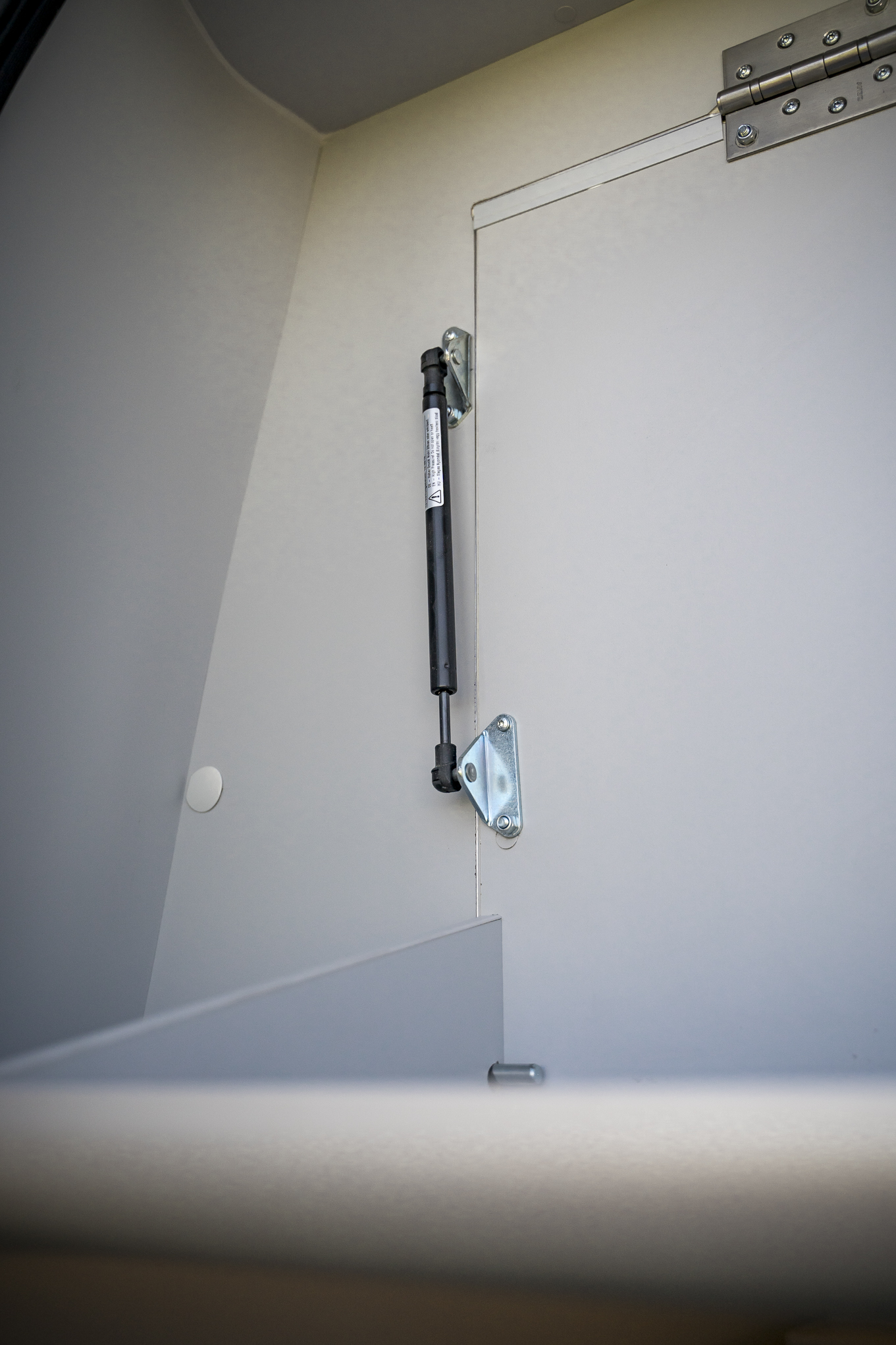 Gasdruckdämfper aufstellbett patented system vr bed camper hubbett