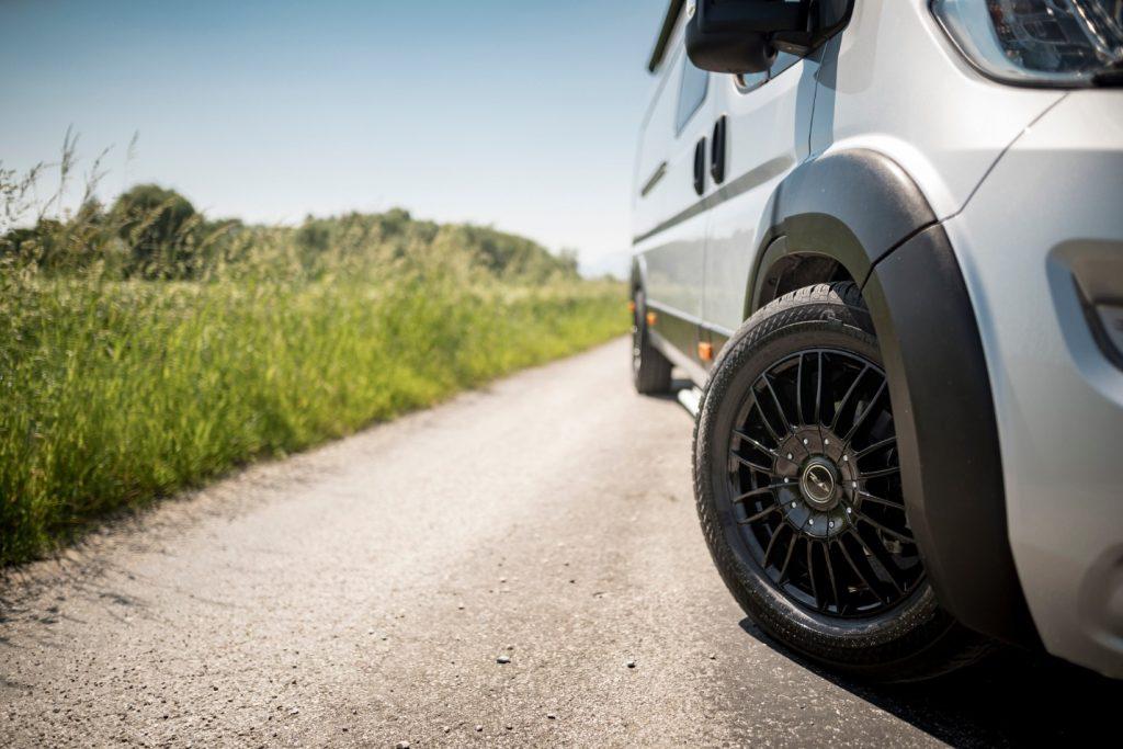 VR Ducato Racecamper, 5 Sitzer, Felgen
