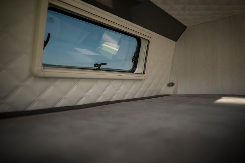 VR Ducato Racecamper, 5 Sitzer, Klappbett