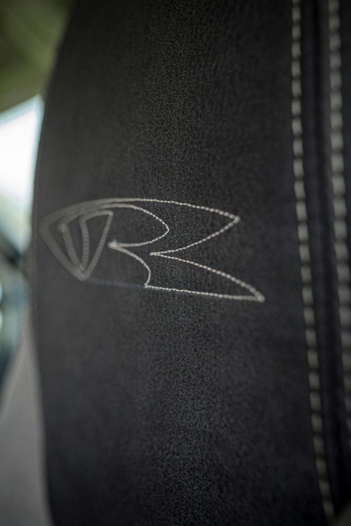 VR Ducato Racecamper, 5 Sitzer, Sitzbezug