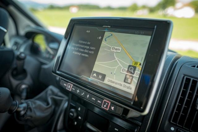 VR Ducato Racecamper, 5 Sitzer, Navigationssystem