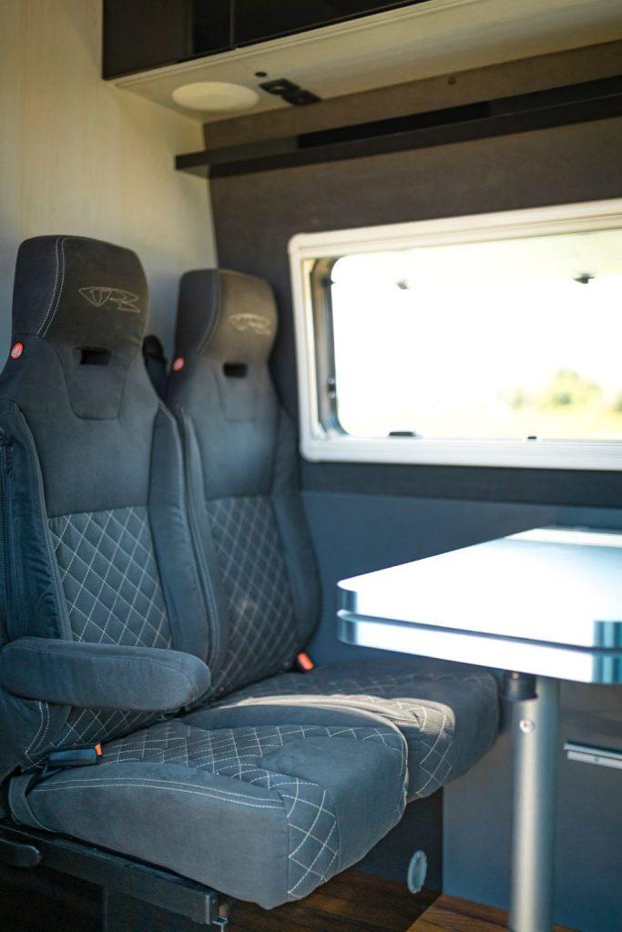 MAN TGE Multivan 4 Sitzer