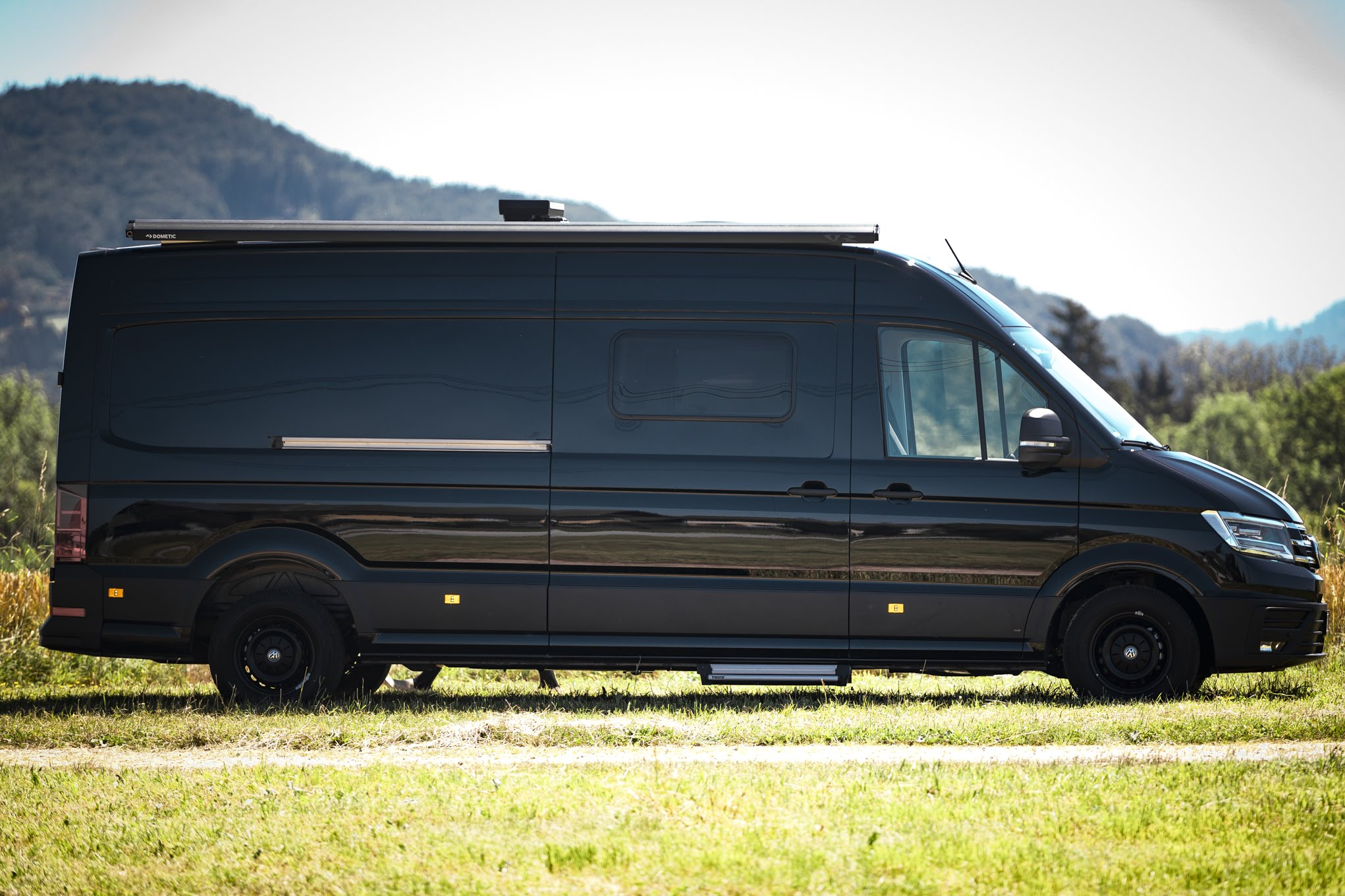 VW Crafter Compact Seitentüre