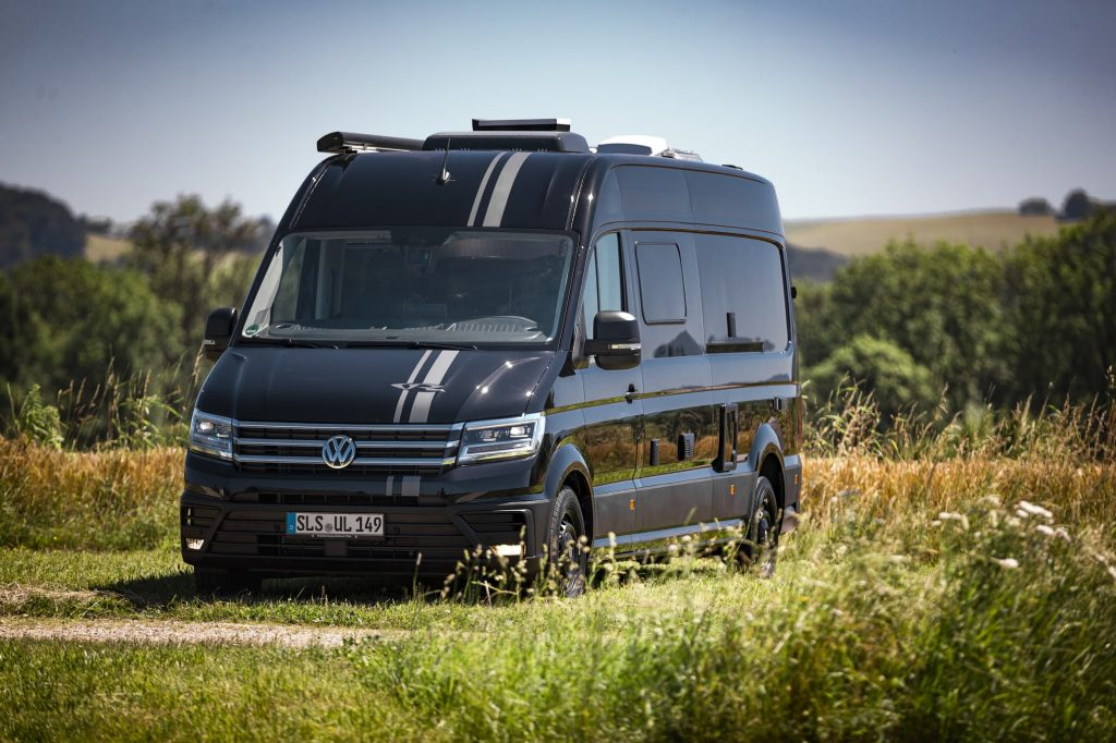 VW Crafter Compact Kastenwagen