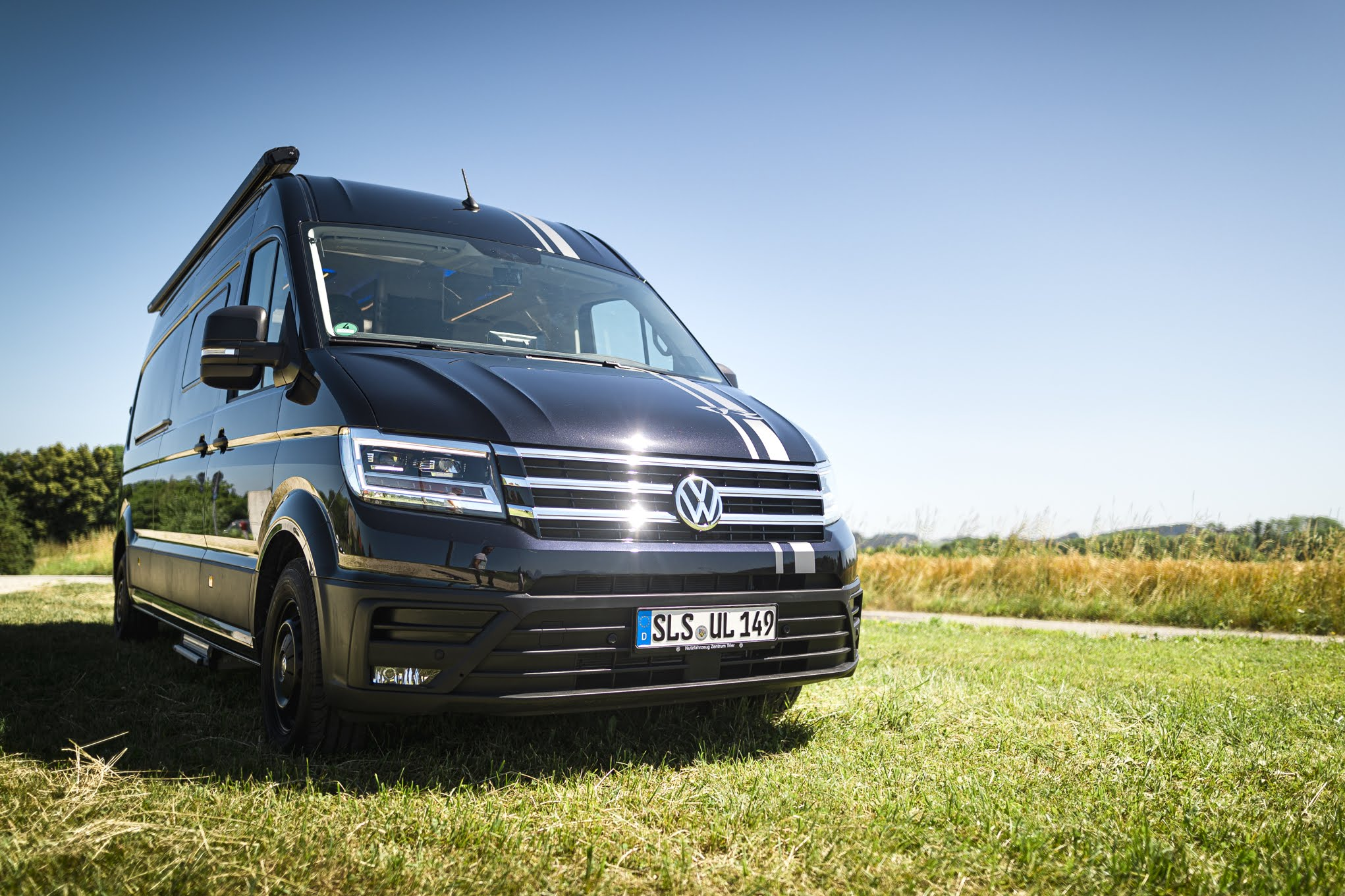 VW Crafter Compact Multivan