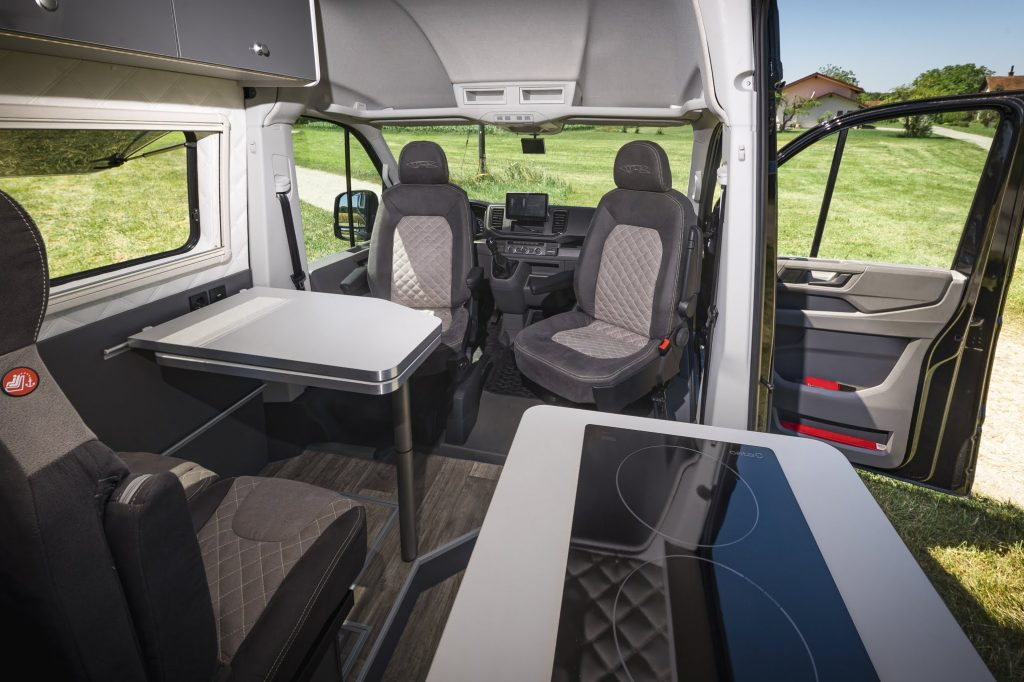 VW Crafter Compact Wohnwagen