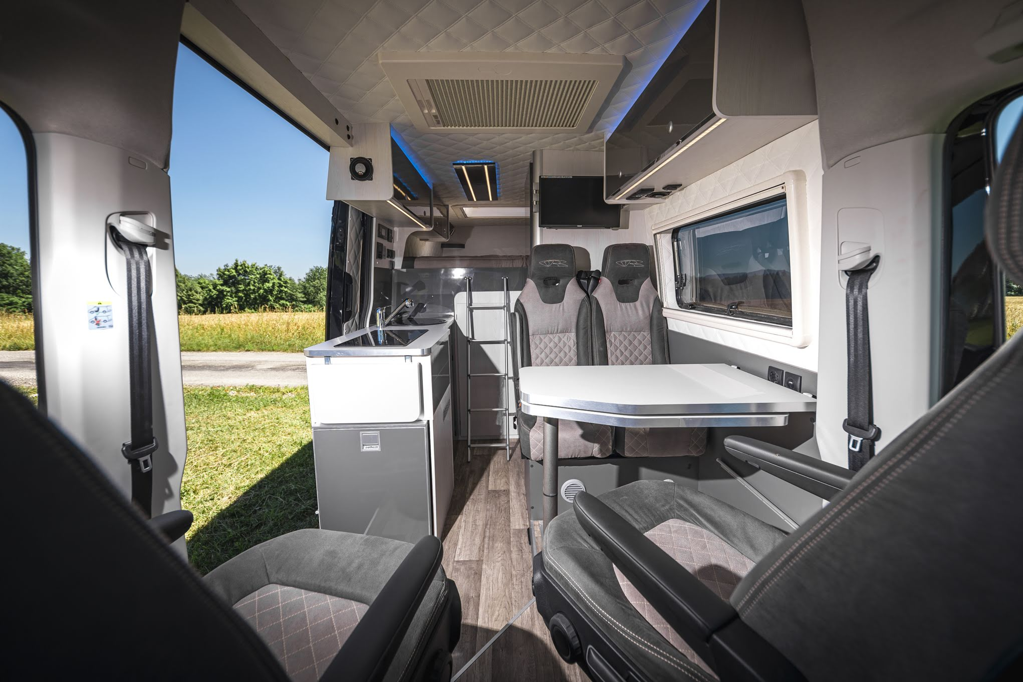 VW Crafter Compact 4 Sitzer