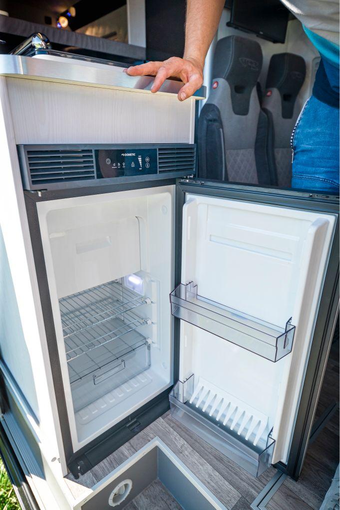 Dometic Campingkühlschrank Gefrierfach herausnehmbar