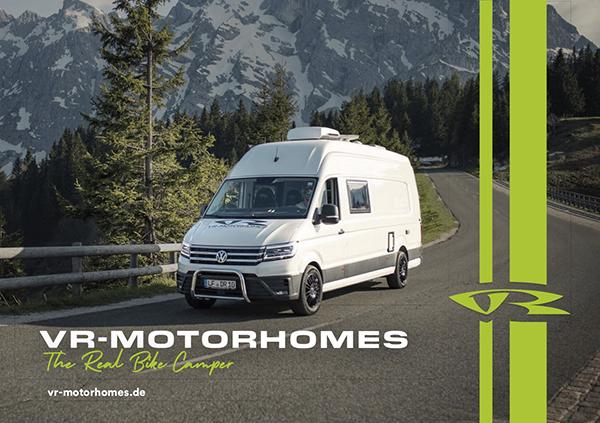 VR Motorhome Brochure