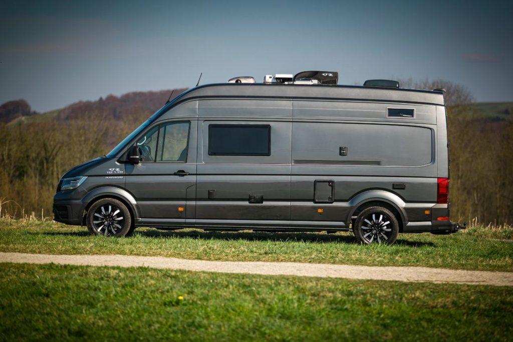 Kastenwagen MAN TGE 3.180 Wohnmobil campervan racevan vanlife vanlive racecamper motorhomes
