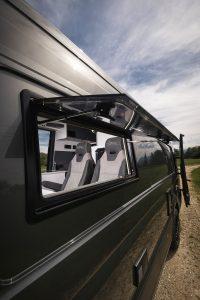 Offroad Camper Fenster