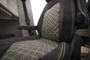 VR-Motorhome Sitz
