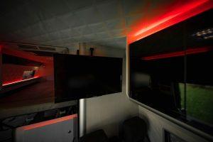 Motorhome-Fernseher