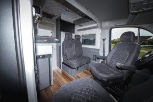man tge vw crafter interior