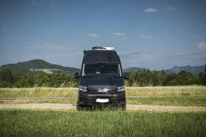 MAN Frontansicht2 Front Bumper MiniHeki Satmax Flat Truma – VR Motorhome 2022