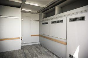 garage im camper