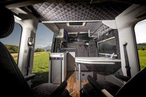 interior design winner 2022 2023 camper wohnmobil VR Vans man with the vans