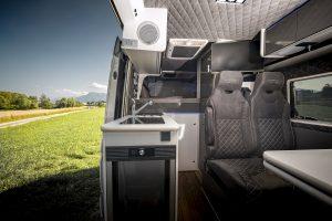 Doppelsitzbank bequem camper wohnmobil verstellbar einzigartig anders